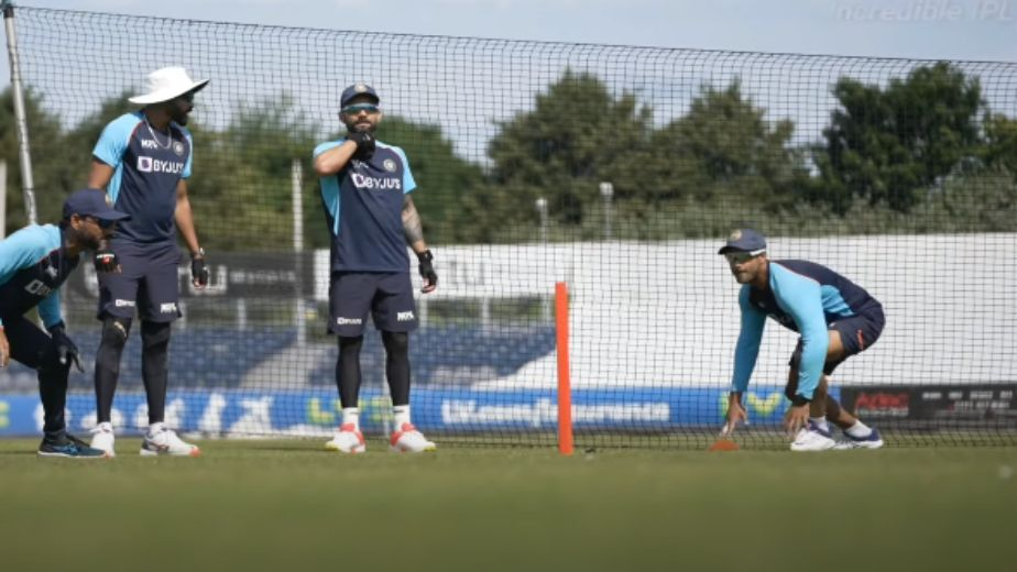 Another member of India's support staff tests positive, team cancels practice