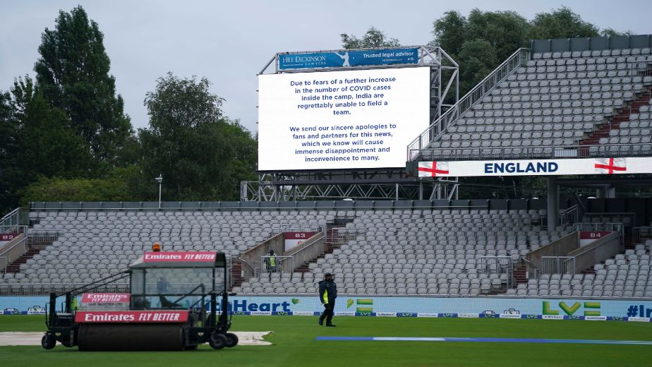 There are significant financial implications and reputational issues due to cancellation of 5th Test says Lancashire CEO