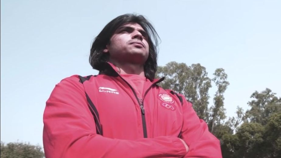 Neeraj Chopra fulfils one more dream, takes his parents on maiden flight