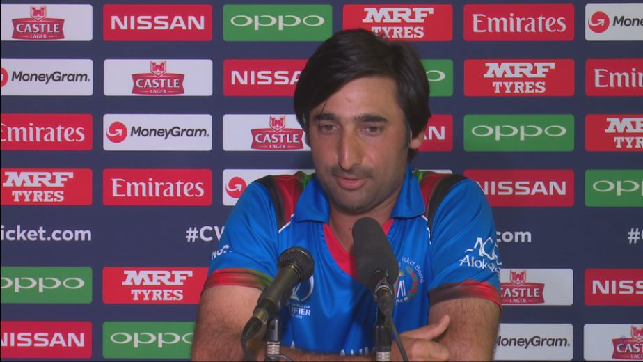 Refrain from delivering aggressive statements: Asghar Afghan to Paine
