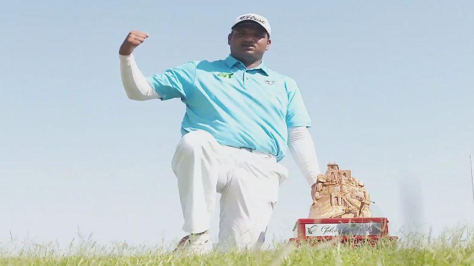 Mane, Randhawa among top golfers at J&K Open