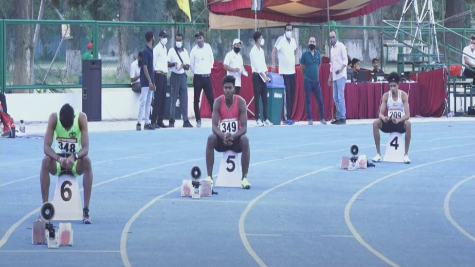 Athletics Nationals an opportunity for youngsters to make a mark