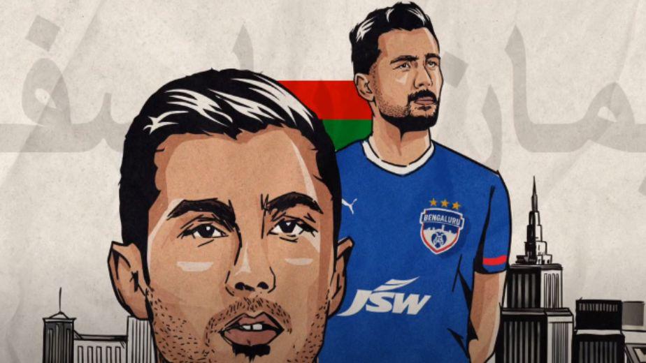 Bengaluru FC signs Iranian midfielder Iman Basafa
