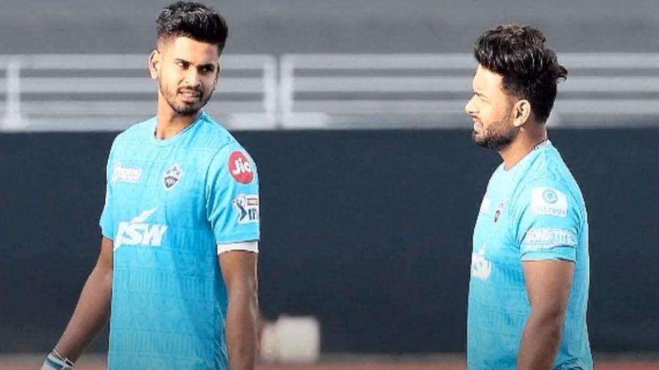 Delhi Capitals retain Rishabh Pant as captain for remainder of IPL 2021