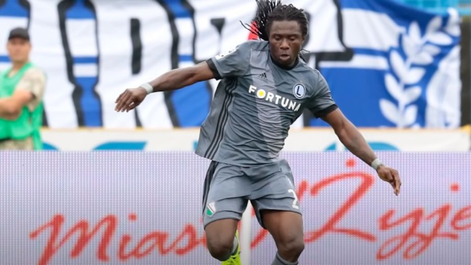 Nigerian forward Chima is SCEB's fourth foreign recruit