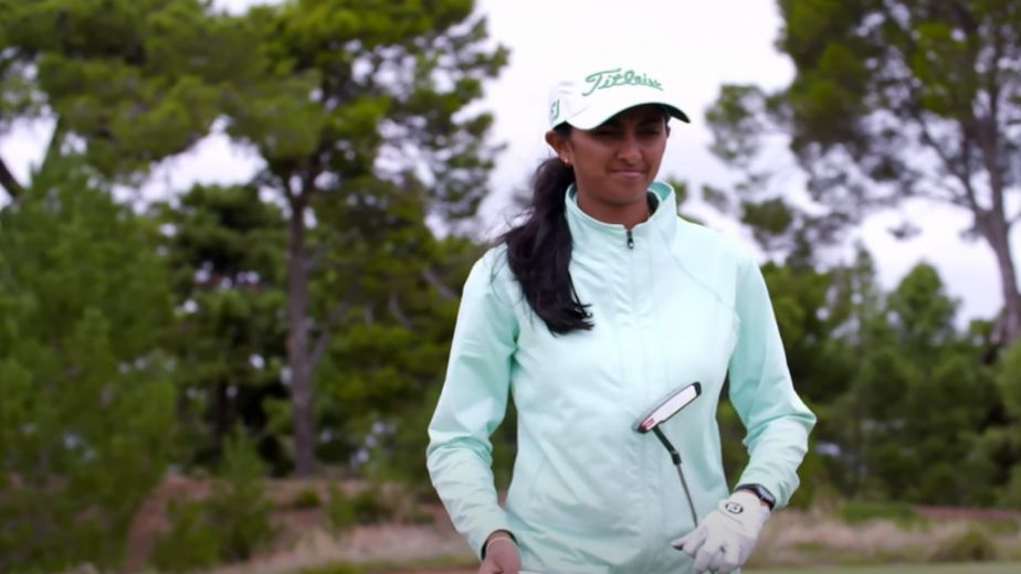 Disappointing start for Aditi in Portland Classic