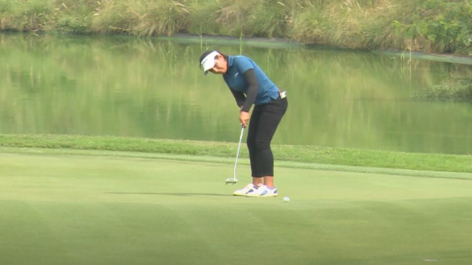 Gaurika T-6 and Ridhima is T-9 in Lavaux Ladies Open in Switzerland