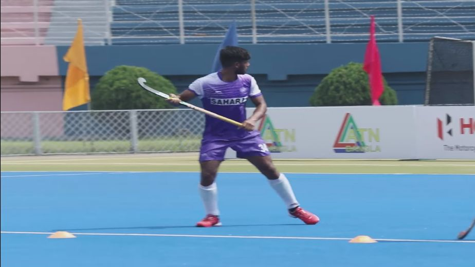 Initially disappointed, but Varun feels lucky to be a part of Olympic hockey history