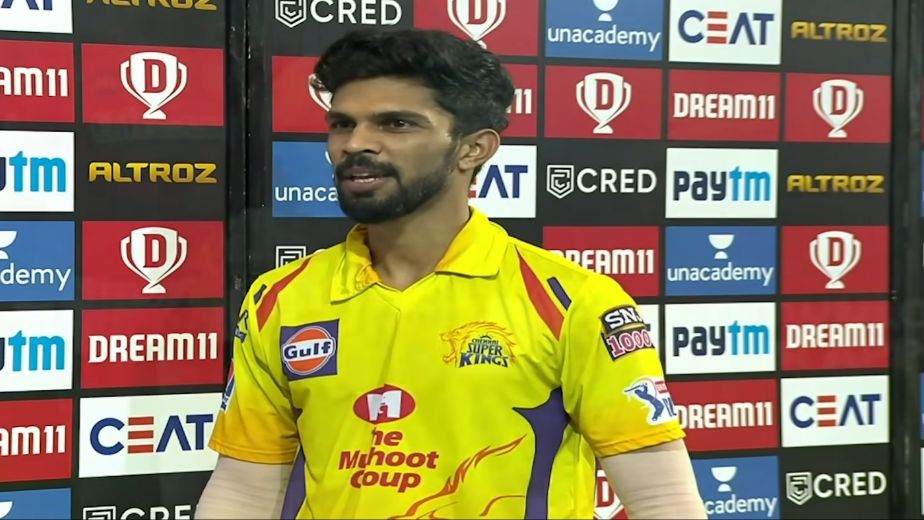 Situation was tough, glad I could take up responsibility: says CSK's Gaikwad