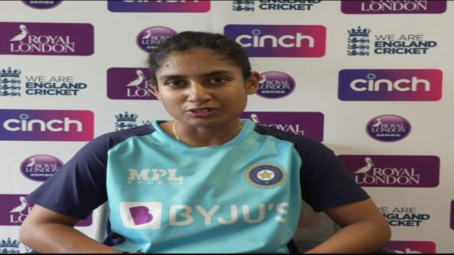 Mithali retains number one spot as Satterthwaite returns to top five in ODI Rankings