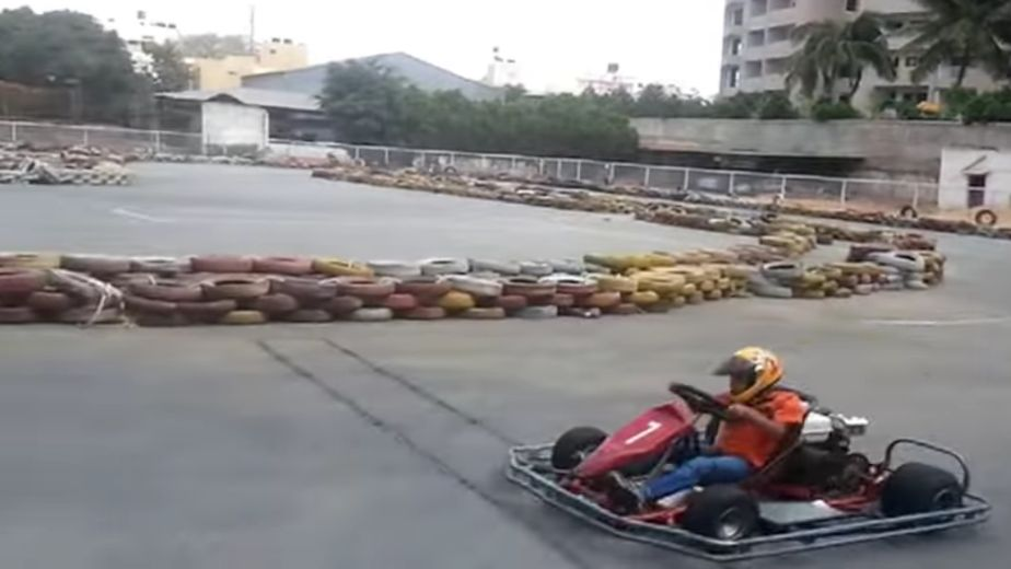 National Karting championship: Ruhaan Alva claims title
