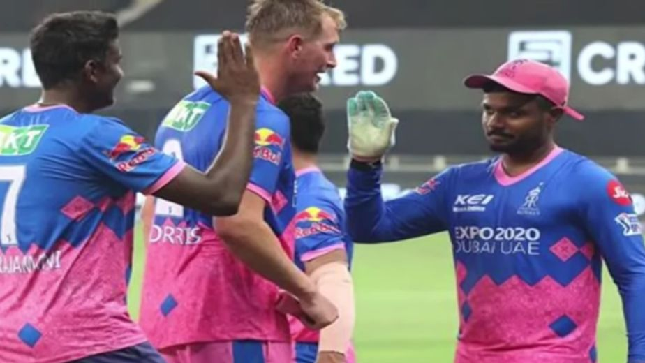 Captain Samson fined Rs 12 lakh for RR's slow over rate against Punjab