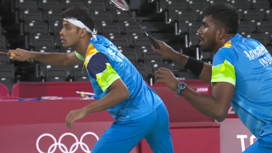 Chirag-Satwik pair withdraws from Sudirman Cup on medical grounds
