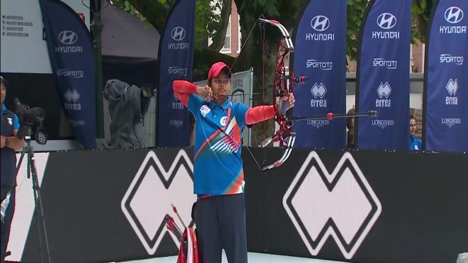 Archery WC: Indian women's compound team in final, men lose in quarters