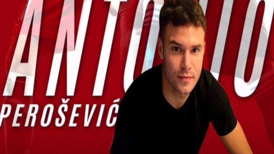 SC East Bengal snap up Croatia forward Perošević