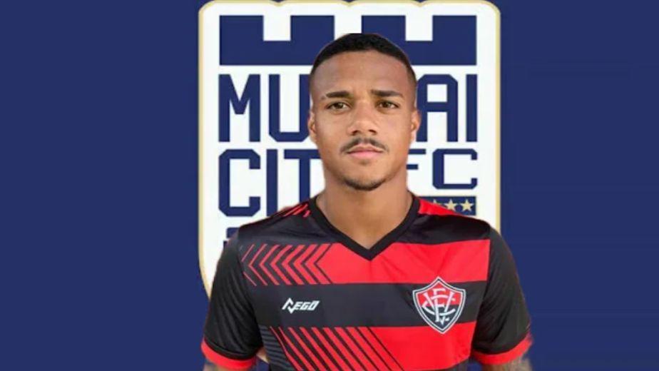 Mumbai City secure loan move for Brazilian striker Catatau