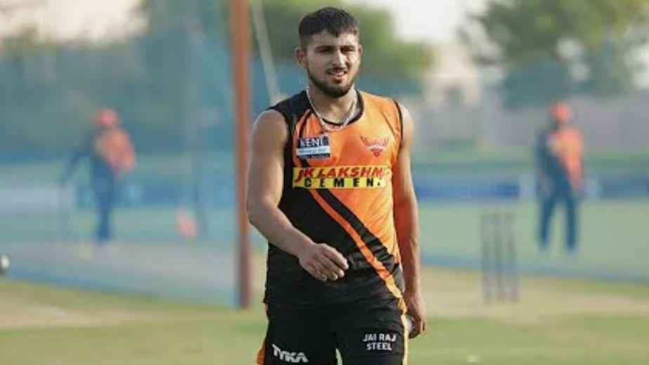Umran Malik joins Sunrisers Hyderabad as short-term Covid-19 replacement for Natarajan