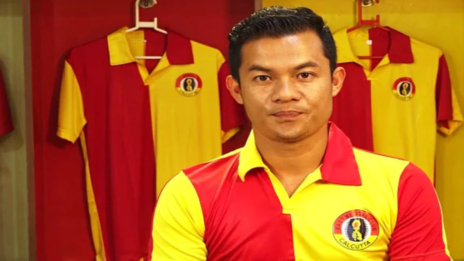 India footballer Sanju Pradhan provided aid to needy in his native Sikkim