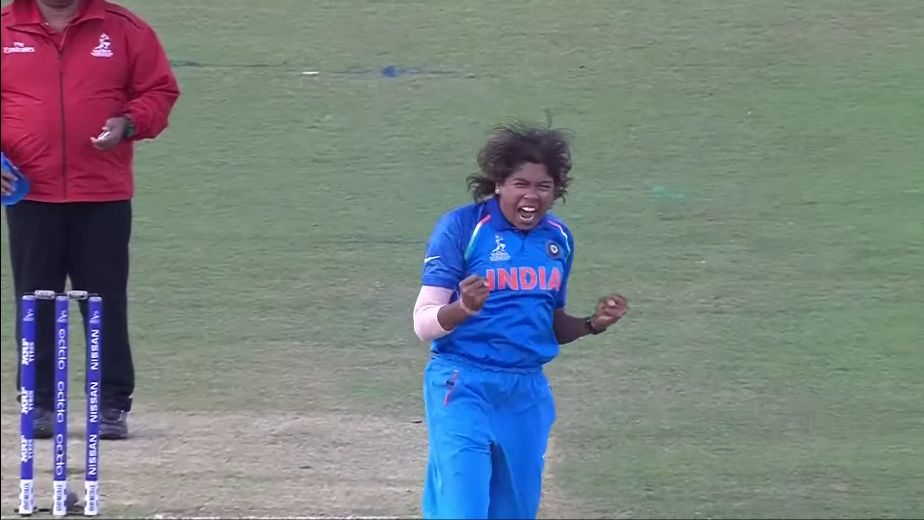 Wanted to stand up as a senior: Jhulan Goswami
