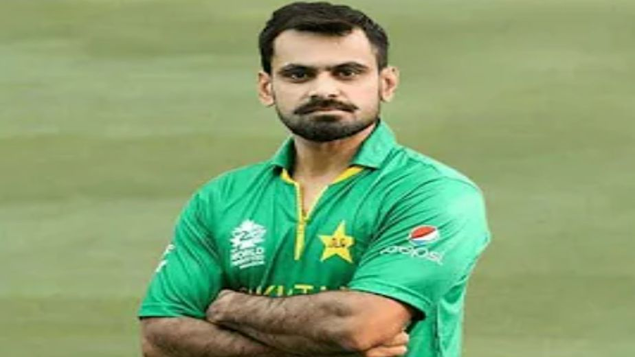 Hafeez out of national T20 after contracting dengue, doubtful for T20 World Cup
