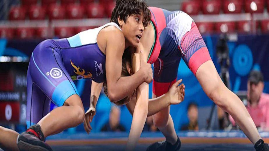 Indian girls struggle at World Wrestling Championship