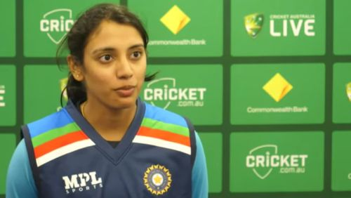 Verma drops a spot to 2nd, Mandhana static at 3rd in ICC T20 batters rankings