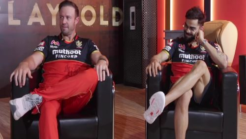 You have had a much bigger impact than you will ever understand: de Villiers tells Kohli