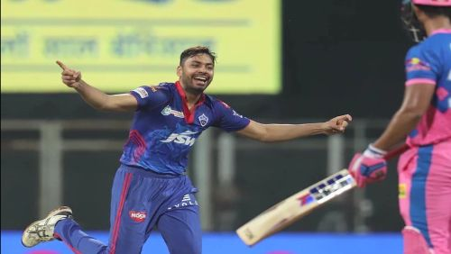 Avesh Khan set to join Team India as net bowler