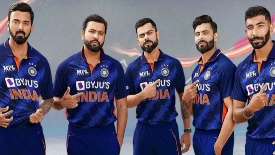 Billion Cheers: Fan-inspired Team India jersey for T20 World Cup unveiled