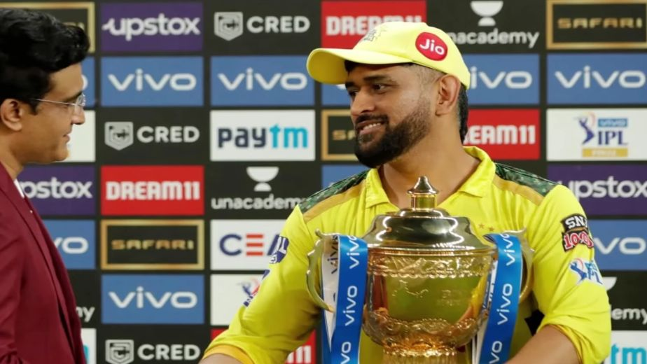 Proud to leave legacy behind? Still, I haven't left behind, says Dhoni as CSK fans cheer