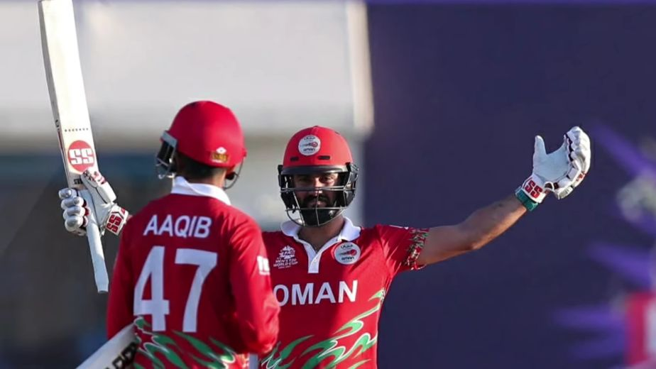 Ludhiana-born Jatinder stars in Oman's 10-wkt victory over Papua New Guinea