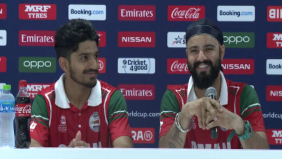 Bangladesh find themselves in must win situation against Oman