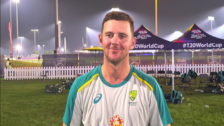 Hazlewood says IPL was 'perfect' preparation for T20 World Cup