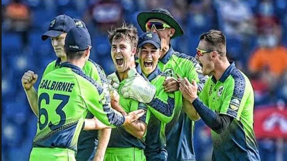 Campher takes 4 in 4 as Ireland beat Netherlands by 7 wickets