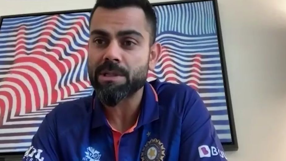 I will bat at No. 3, KL will open with Rohit and that's the only thing I can say: Kohli
