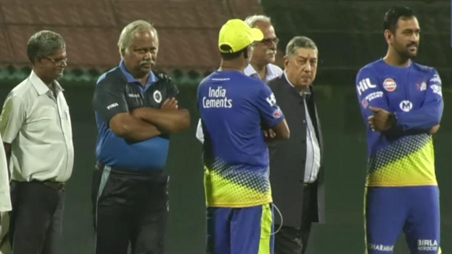 No CSK without Dhoni, no Dhoni without CSK: N Srinivasan