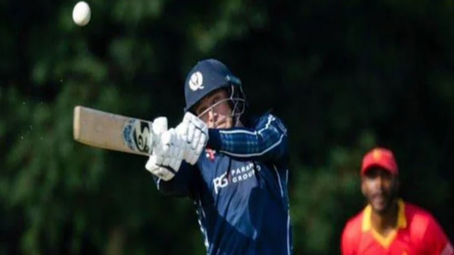 Berrington, Davey guide Scotland to 17-run win over PNG in T20 World Cup, inch closer to Super 12s