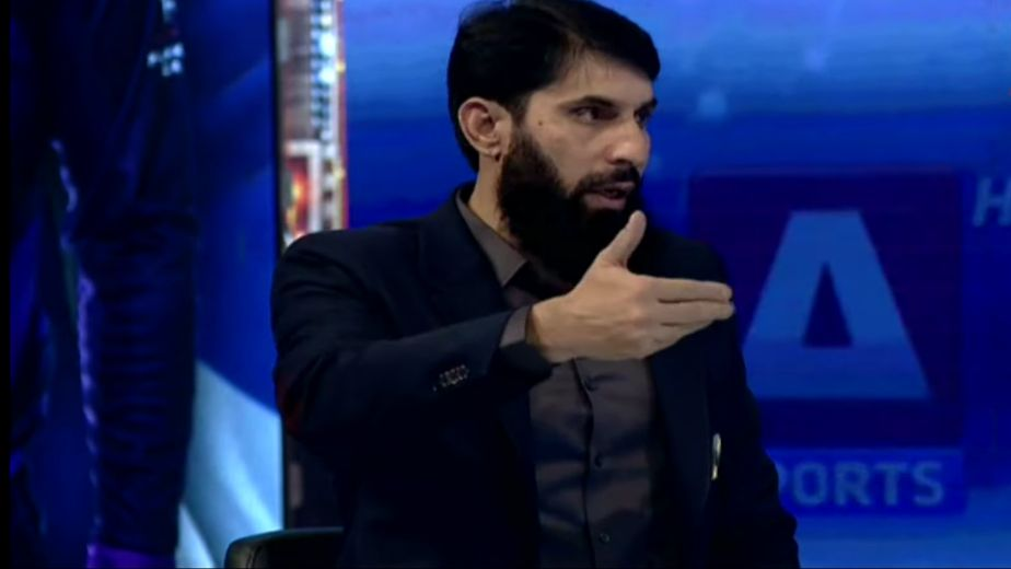 if we don't get results, we start searching for scapegoats: Misbah