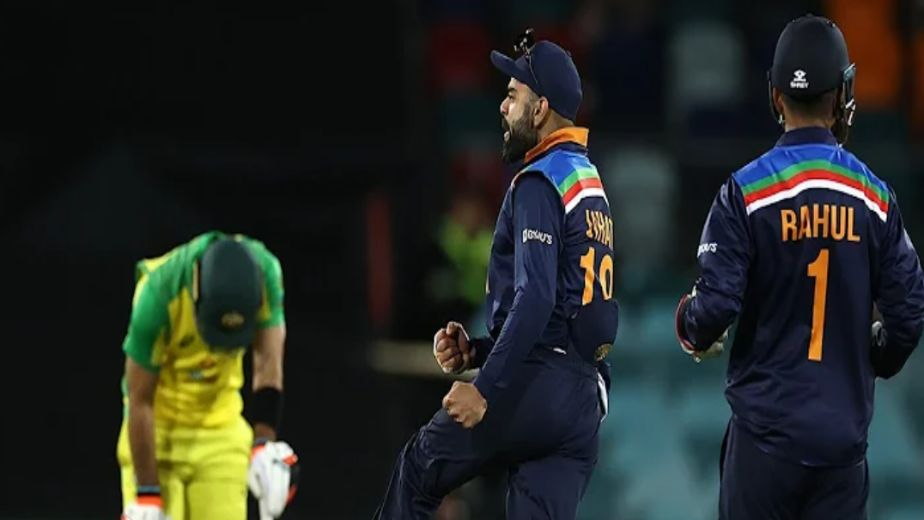 Rohit finds his groove as India outplay Australia in final warm-up; also enter Kohli the '6th bowler'