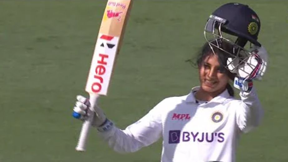 Indian bowlers dominating Australian batters at home huge positive, says Mandhana