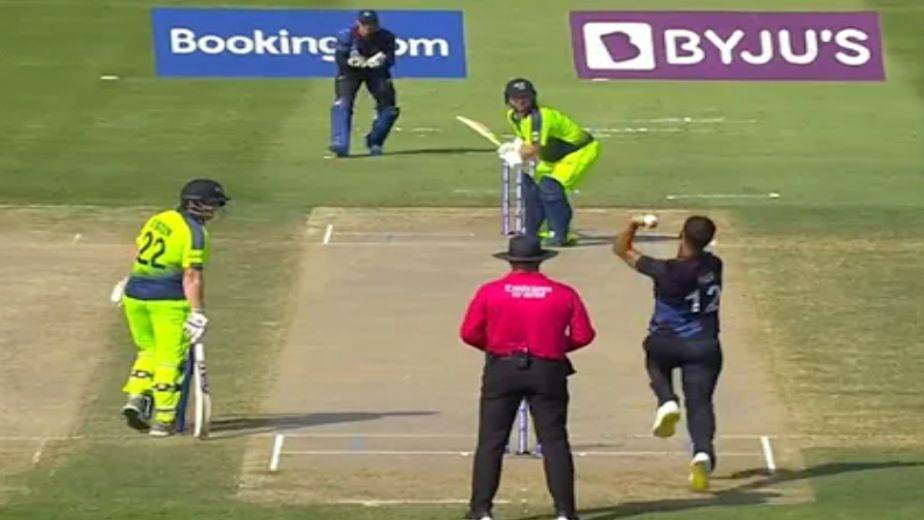 Ireland win toss, elect to bat against Namibia in virtual knockout game