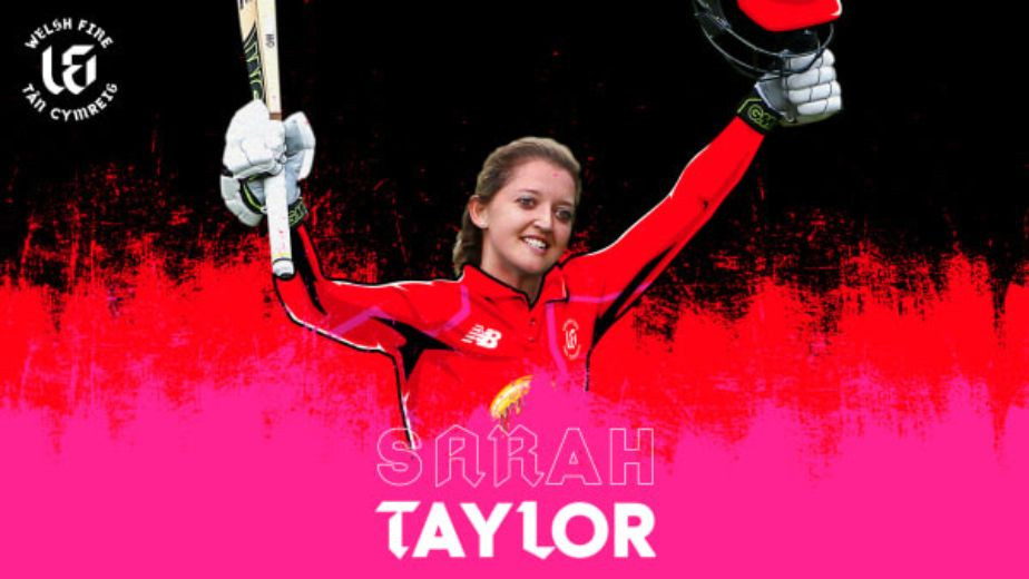 Former England wicketkeeper Sarah Taylor joins 'The Hundred'
