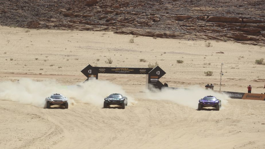 Electric race series Extreme E expands its digital reach in China