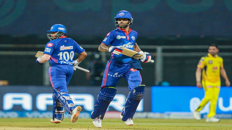 IPL 2021 - Dhawan and Shaw guide DC to a 7 wicket win over CSK