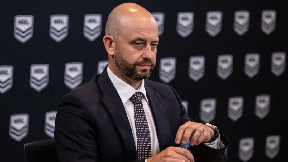 Former Rugby league boss appointed Australian Cricketers Association chief