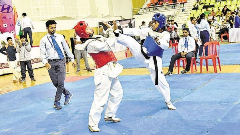 Indian taekwondo rings in 2021 with online Speed Kicking Championship