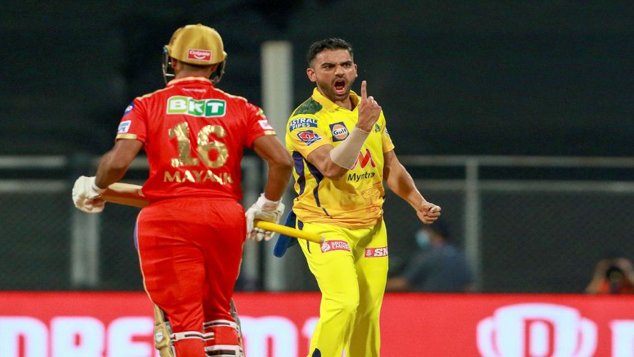 IPL 2021 - Chahar's charismatic spell guides CSK to a 6 wicket win against PBKS