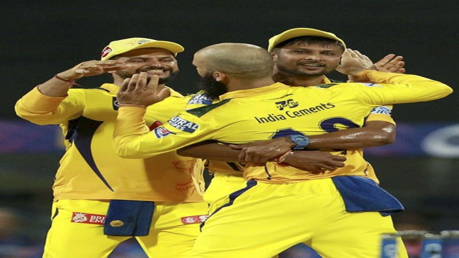 Moeen Ali's all round show helps CSK triumph RR by 45 runs