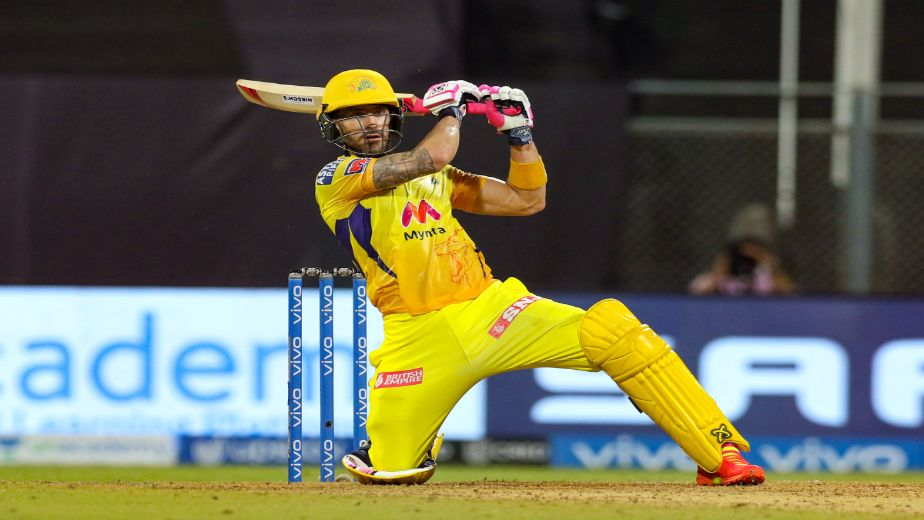 IPL 2021 - Fantastic Faf leads CSK to an 18 run win against KKR in a high scoring thriller