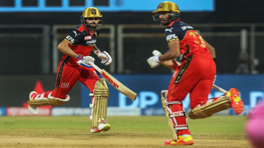 IPL 2021: Paddikal's Power Packed ton guides RCB to a 10 wicket win over RR